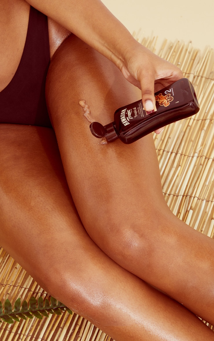 Hawaiian Tropic Tanning Oil 2 Intense 200ml 2