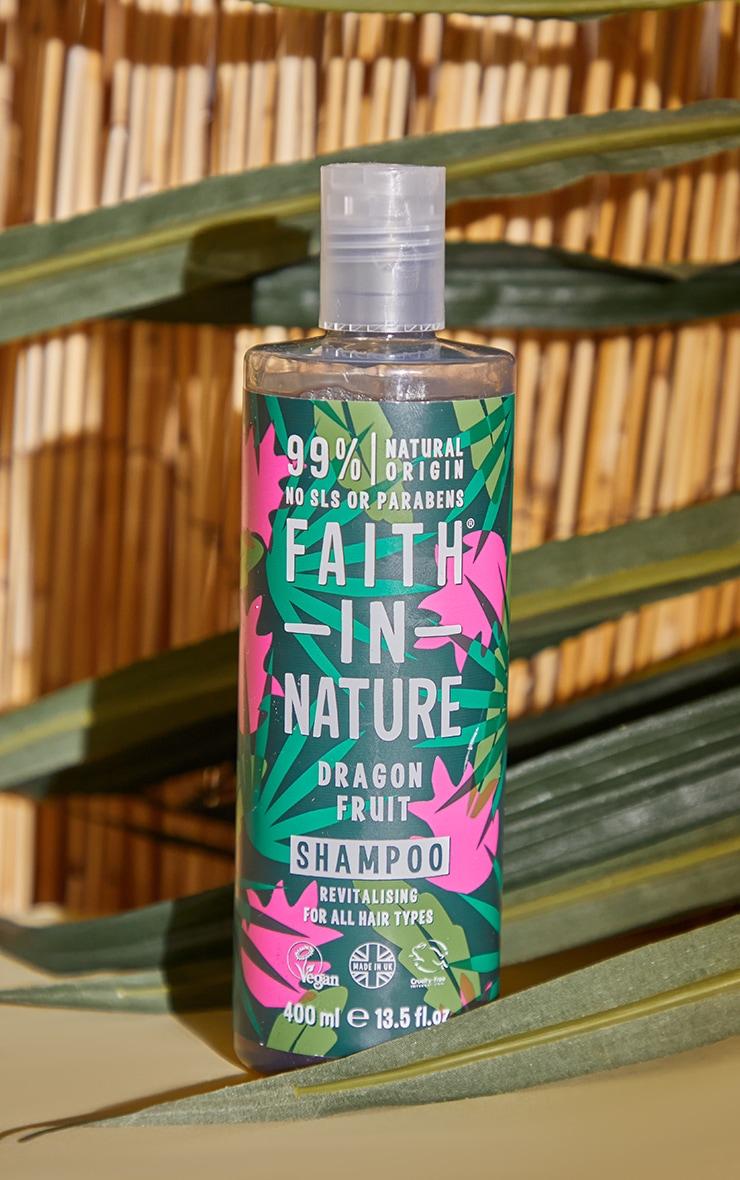 Faith In Nature Shampoo Dragon Fruit 400ml 1
