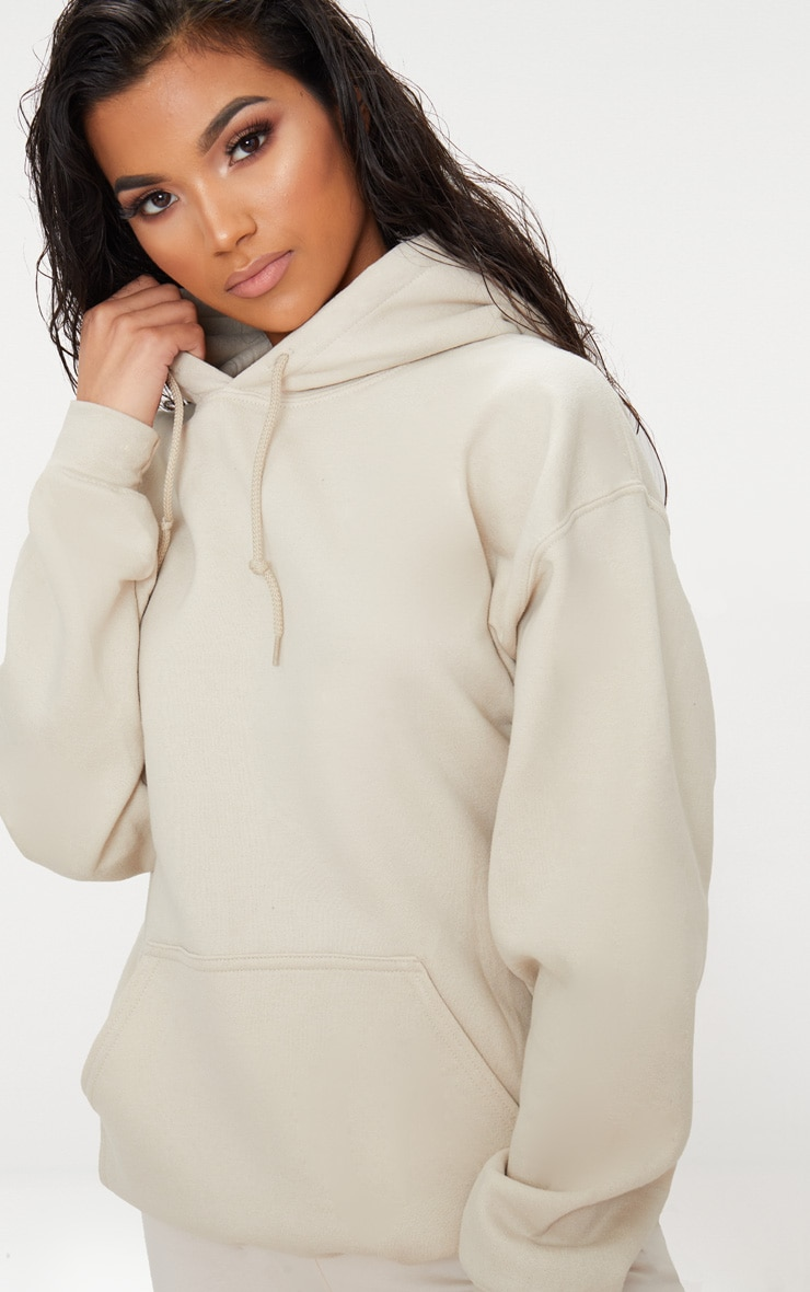 Sand Ultimate Oversized Hoodie 5