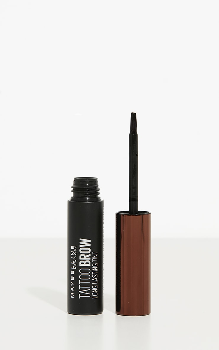Maybelline Tattoo Brow Longlasting Gel Tint Dark Brown 1