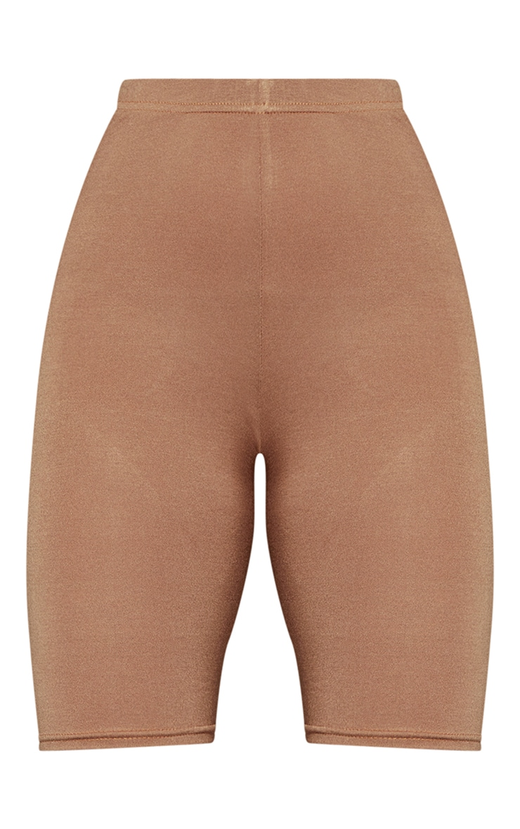 Basic Camel Bike Shorts 6