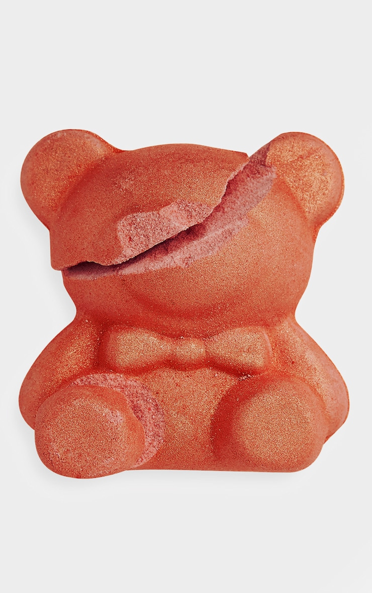 I Heart Revolution Rosie Teddy Bear Fizzer 3