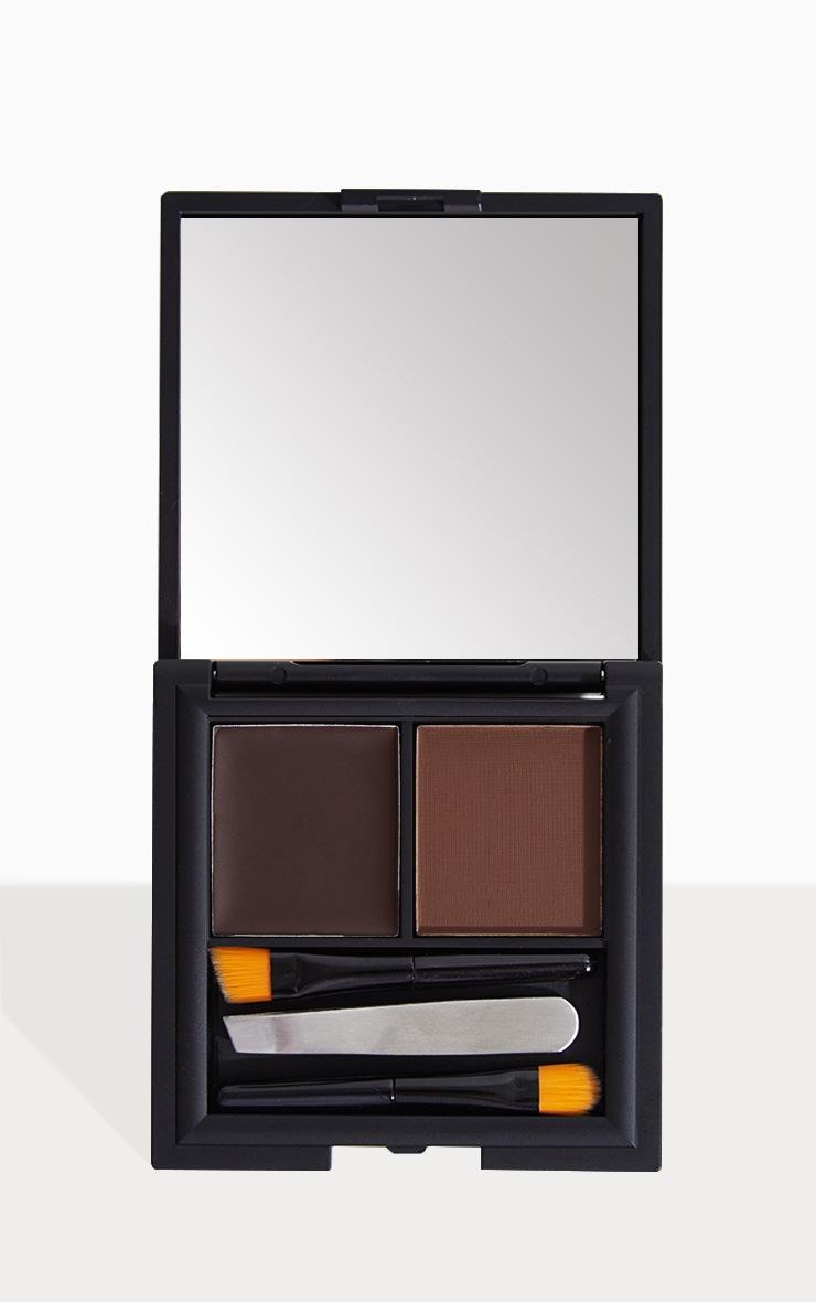 Sleek MakeUP Extra Dark Brow Kit