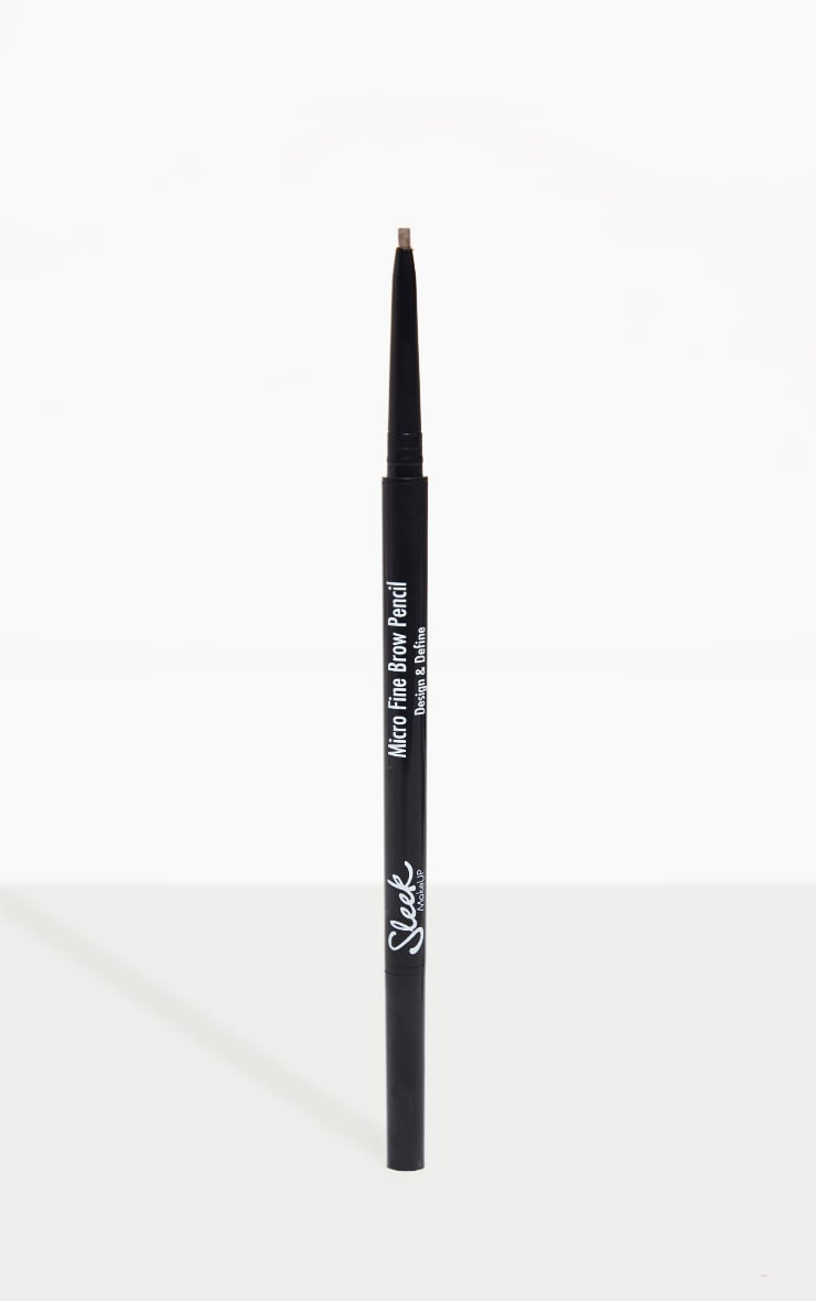 Sleek MakeUP Micro Fine Brow Pencil Ash Brown 1