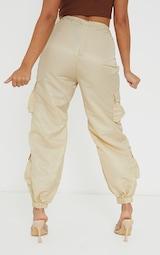 Petite Stone Dip Waist Cargo Pants 3