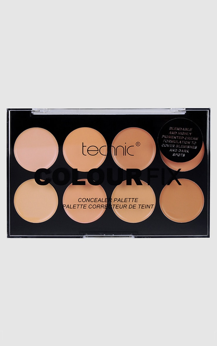 Technic Colourfix Concealer Palette 1