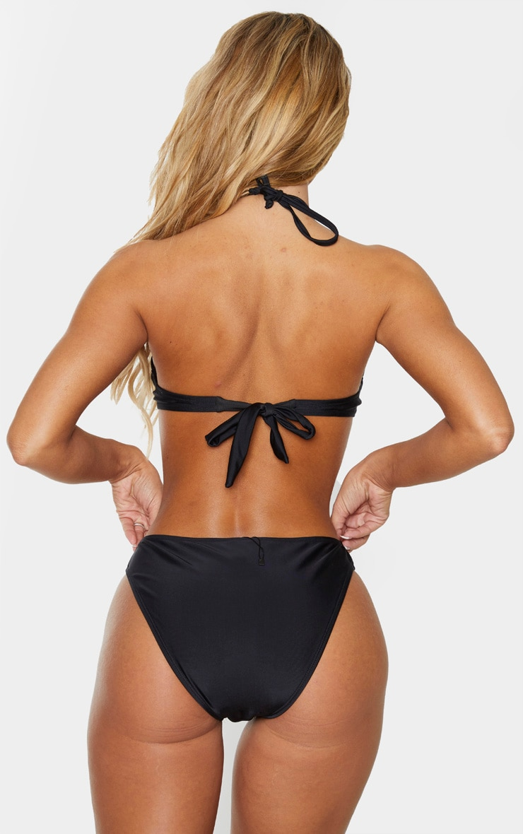 Black Full Bikini Bottom 2