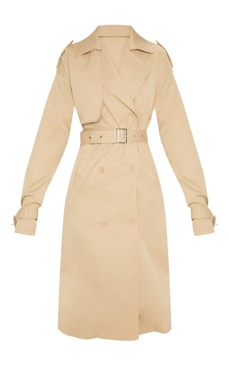 Stone Trench Coat 3