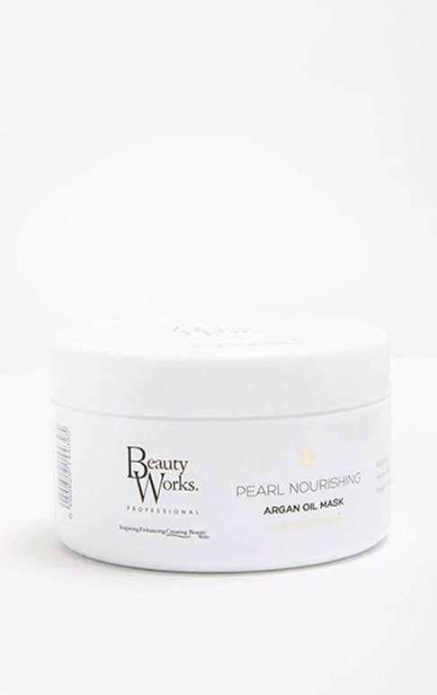 Beauty Works Pearl Nourishing Mask 500ml 5