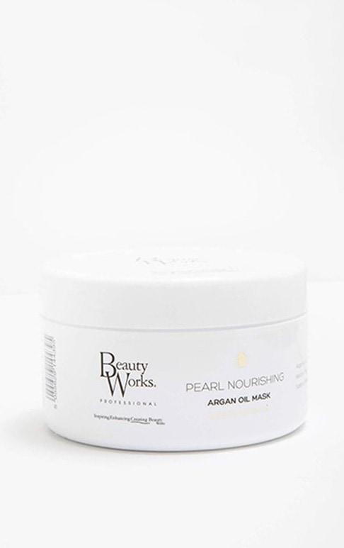 Beauty Works - Masque capillaire à l'huile d'argan Pearl Nourishing - 500 ml 5