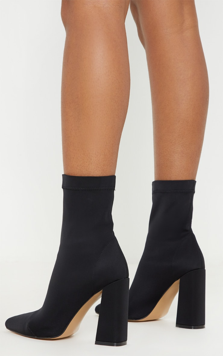 Black Point Lycra Sock Boot 2