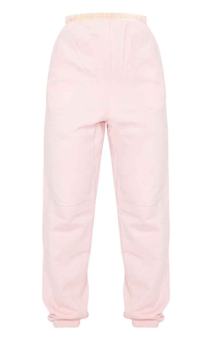 Baby Pink Sweat Pant Jogger 5