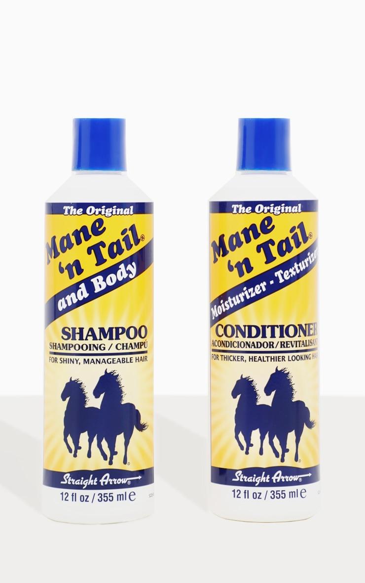 Mane 'n Tail - Kit original shampooing & après-shampooing 1