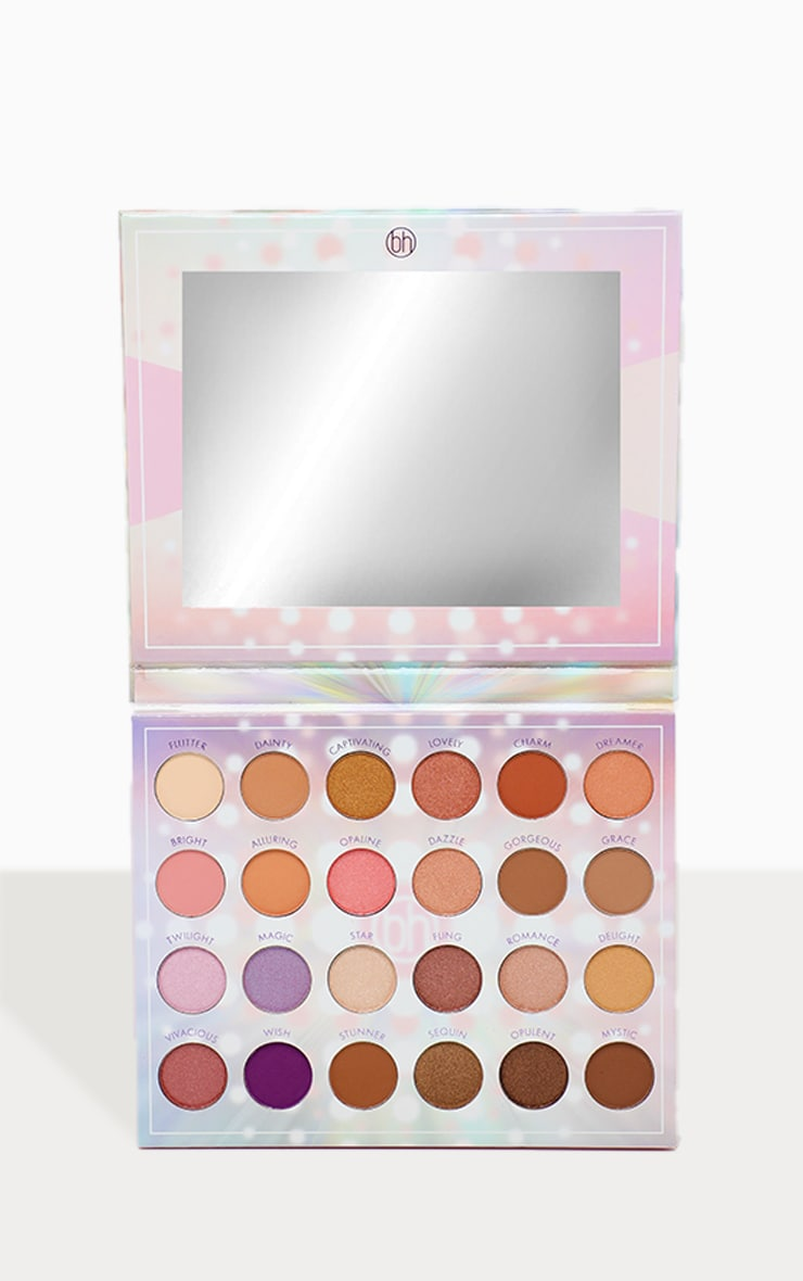 BH Cosmetics Opalescent Eyeshadow Palette 1