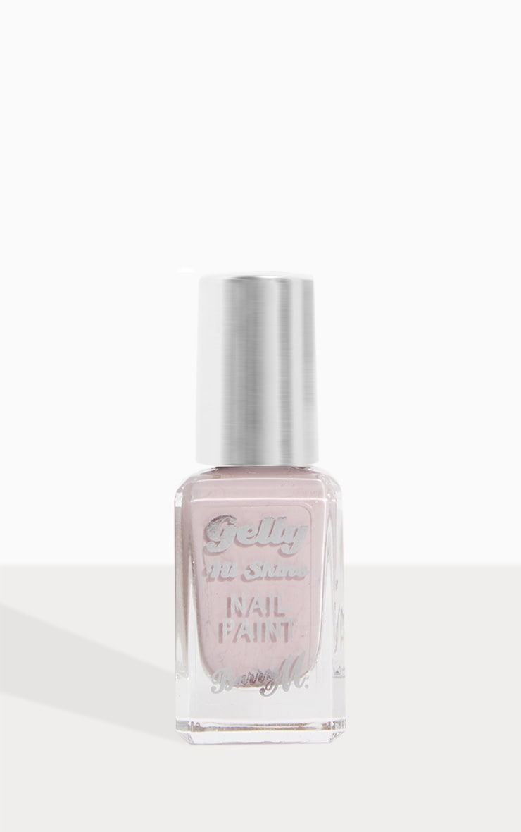 Barry M Gelly Hi Shine Nail Paint Almond 2