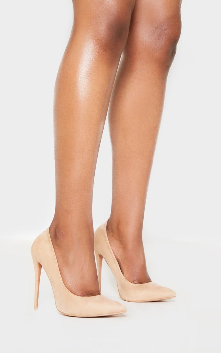 Nude Wide Fit Court 2