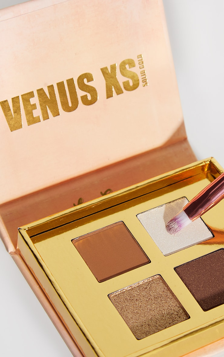 Lime Crime Venus XS Palette Solid Gold 1