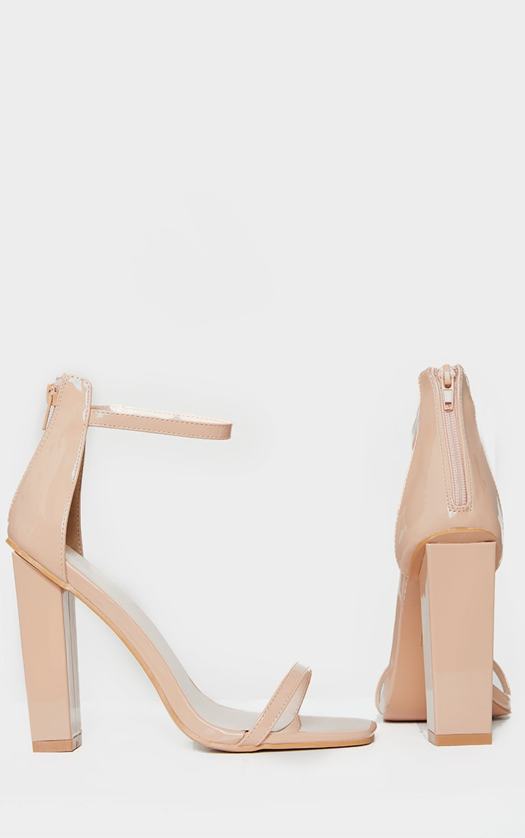 Square Toe Chunky Sandals - Youbox.com   Chunky sandals