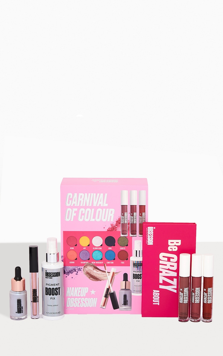 Makeup Obsession Carnival of Colour Gift Set 1