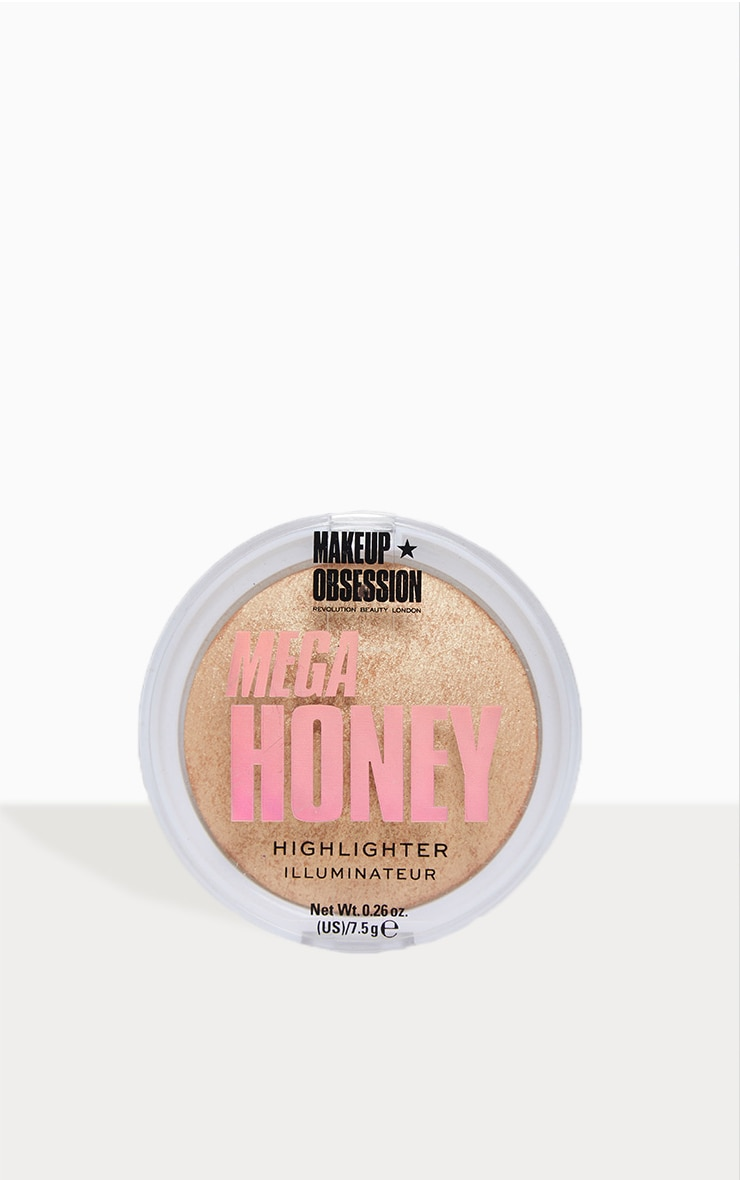 Makeup Obsession Mega Honey Highlighter 1