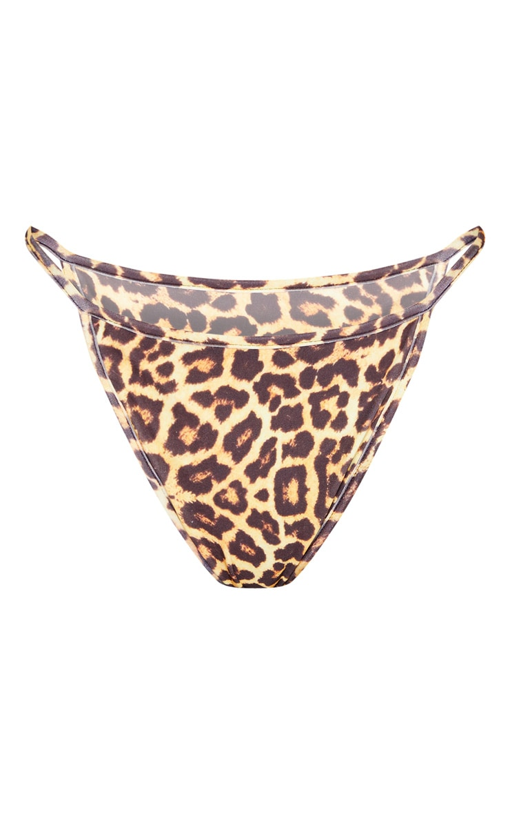 Leopard Mix & Match Itsy Bitsy Bikini Bottom 7