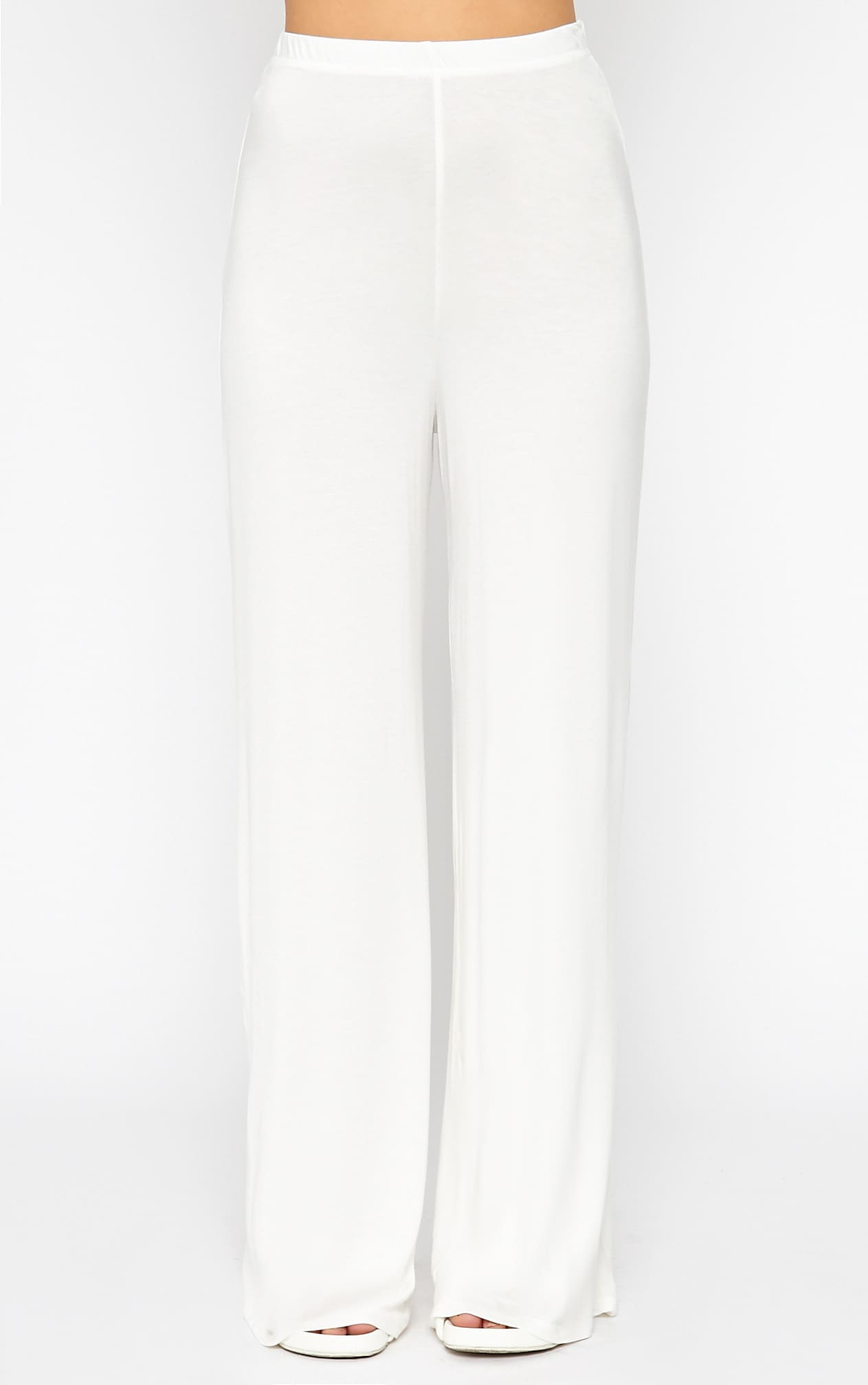 Radley Cream Wide Leg Trousers 2