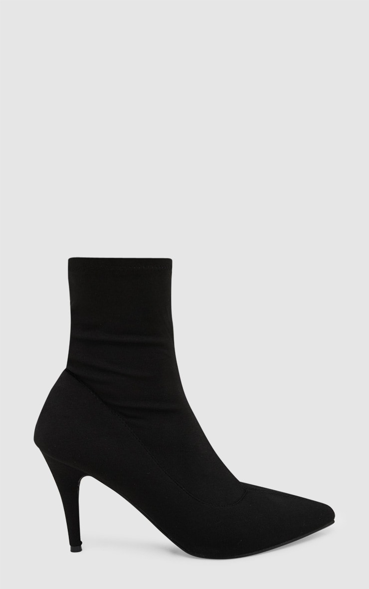 Black Sock Boot 3