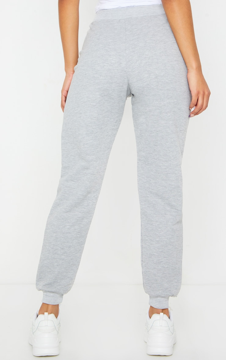 Grey Ultimate Marl Sweat Sweatpants 3