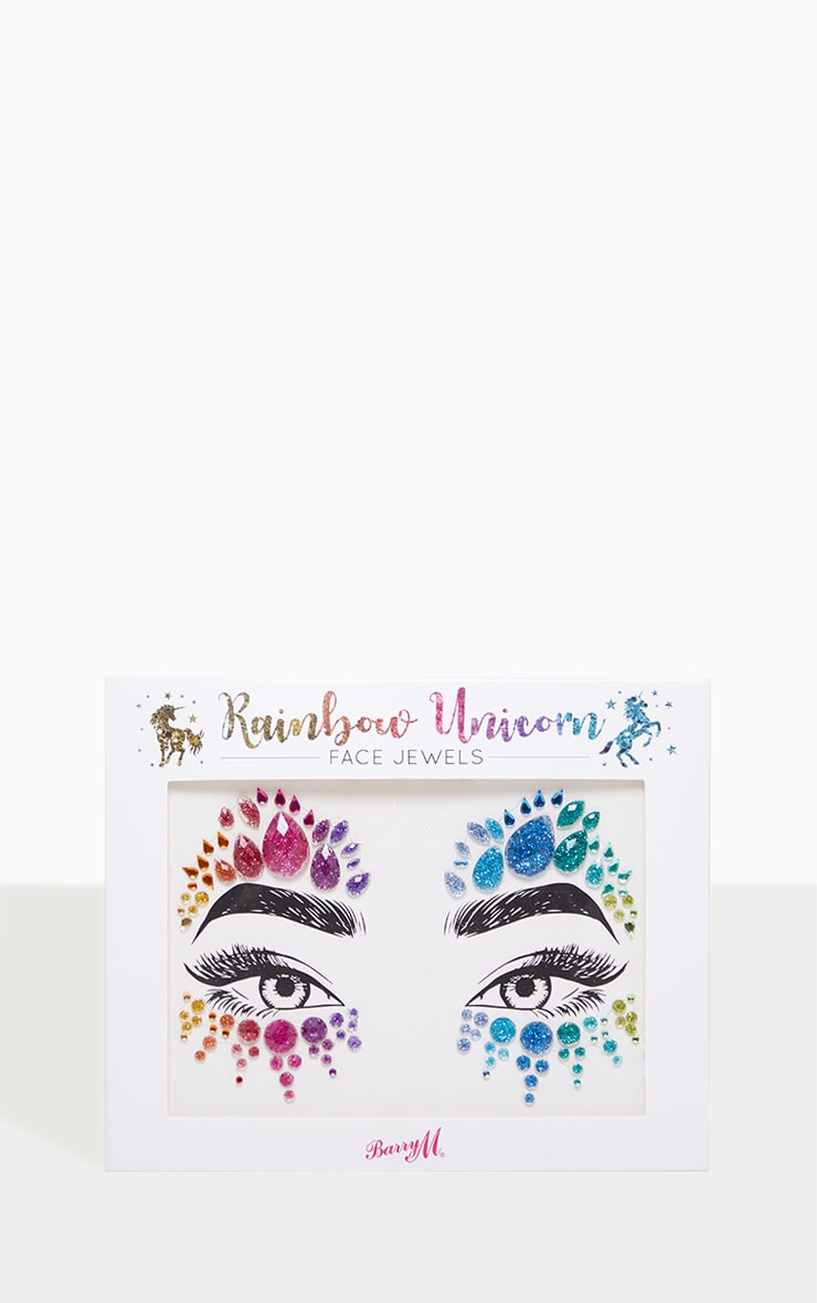 Barry M Face Jewels Circus Sparkle 2