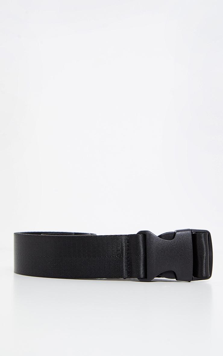 Plus Black Tape Belt 3