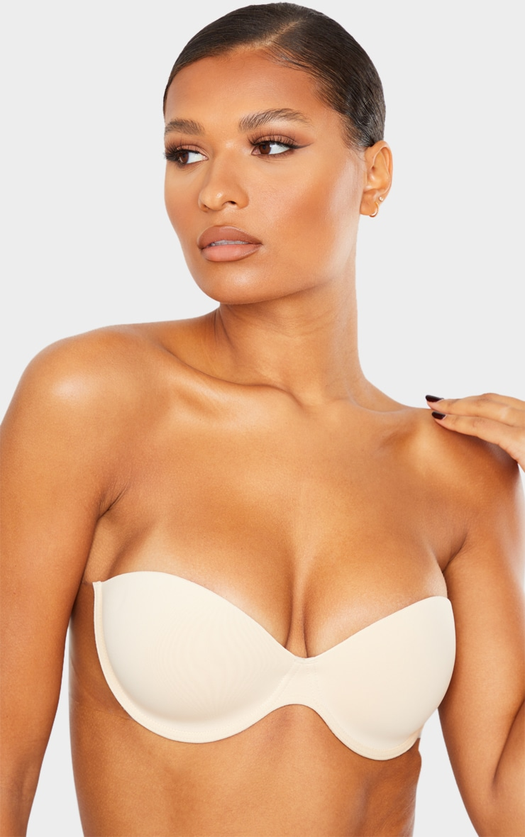 Light Secret Stick On Winged Bra 1