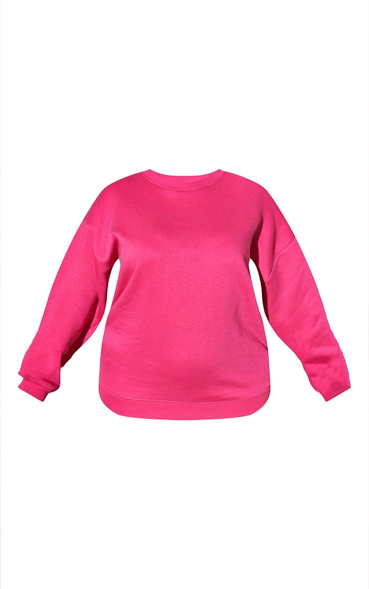 RENEW Plus Pink Oversized Sweater 5
