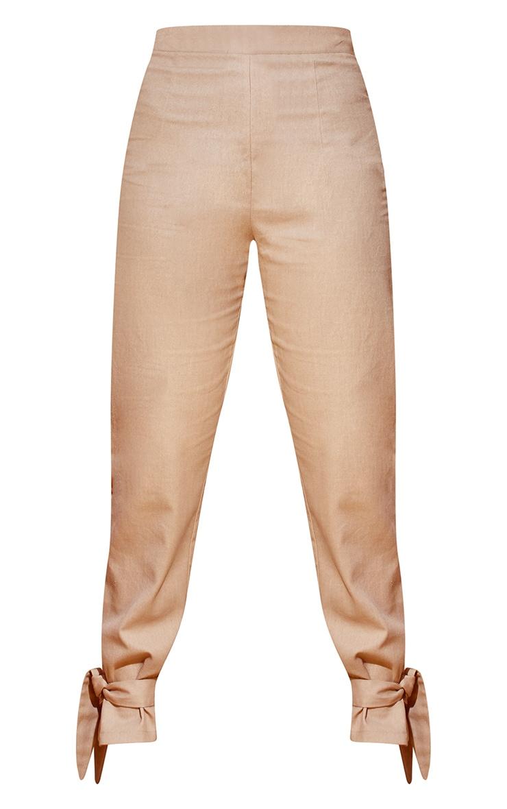 Stone Tie Hem Trouser 4
