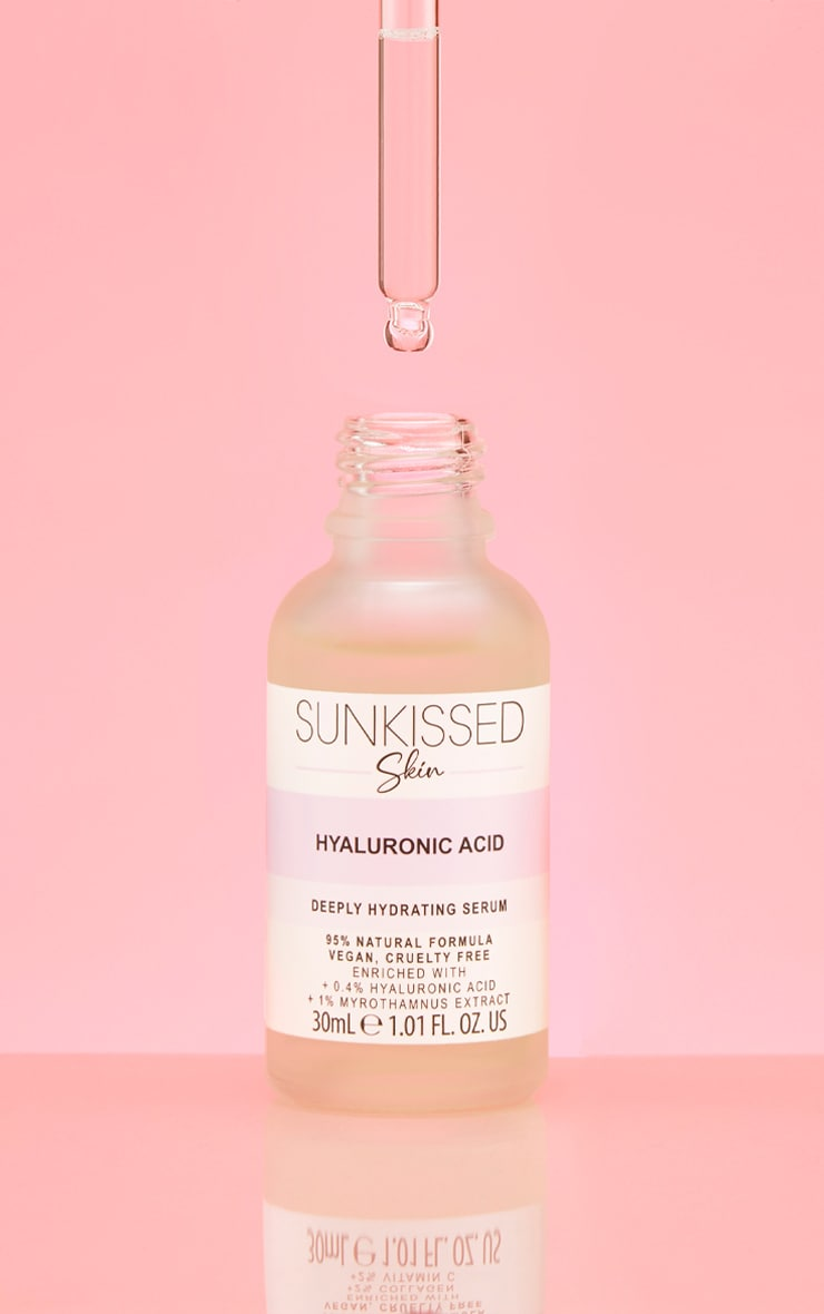 Sunkissed Skin Hyaluronic Acid Serum 1