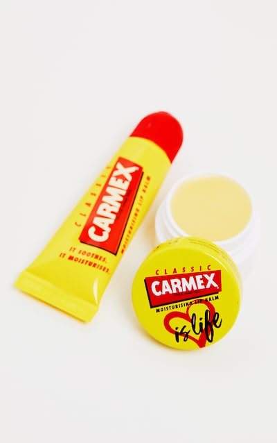 Carmex Christmas Is Life A Pouch
