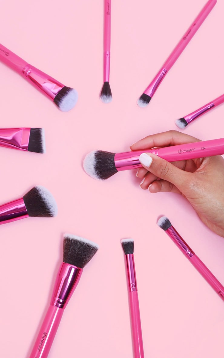 BH Cosmetics Sculpt & Blend Fan Faves 10 Piece Brush Set 1