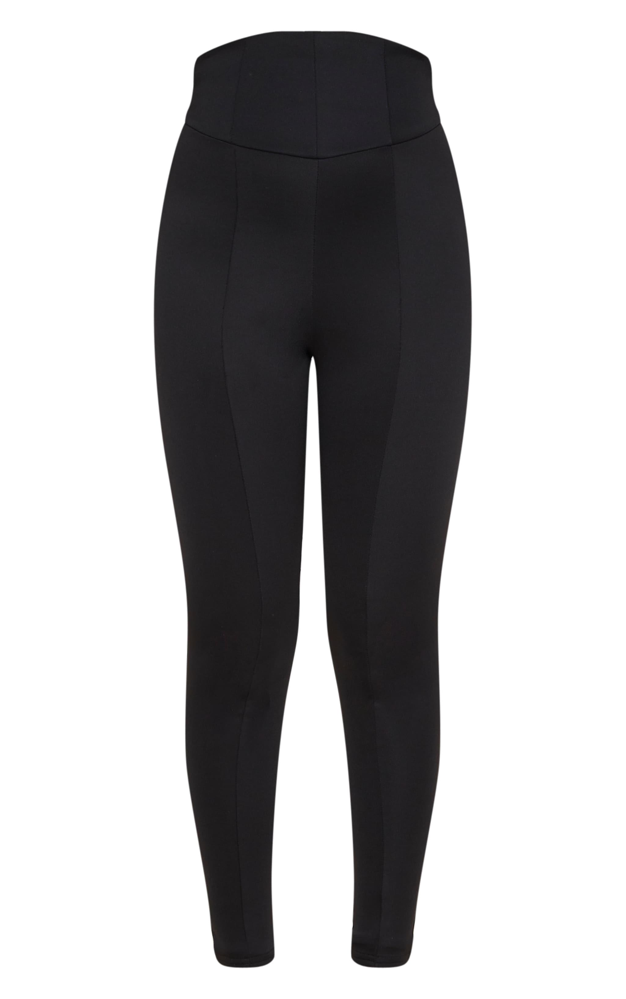 Petite Black  Extreme High Waist Leggings 3