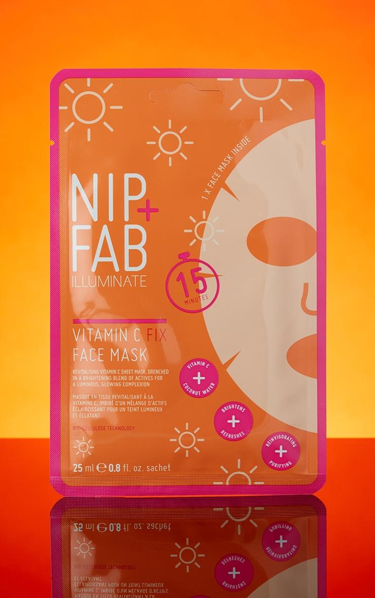 NIP+FAB Vitamin C Fix Face Mask 1
