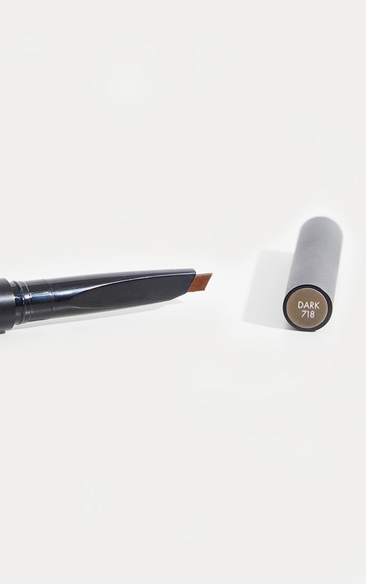 Crayon à sourcils stylisant foncé Sleek 3