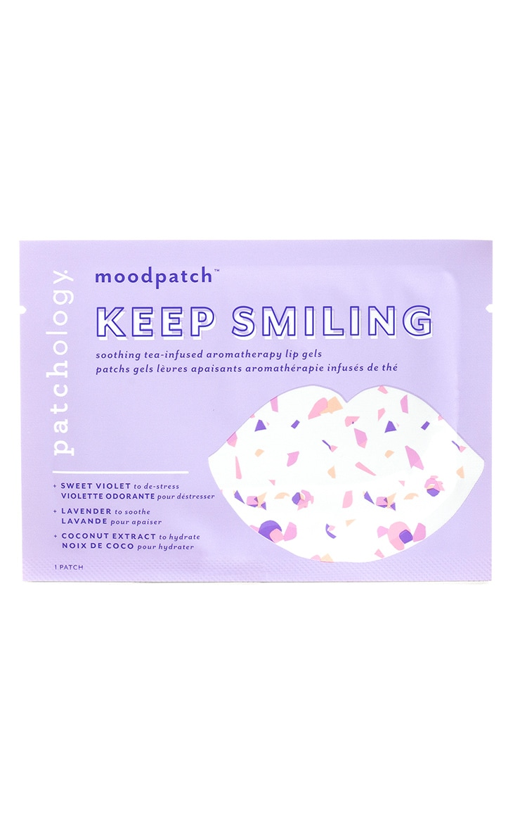 Patchology Moodpatch Keep Smiling Lip Gels 5 Pack 2