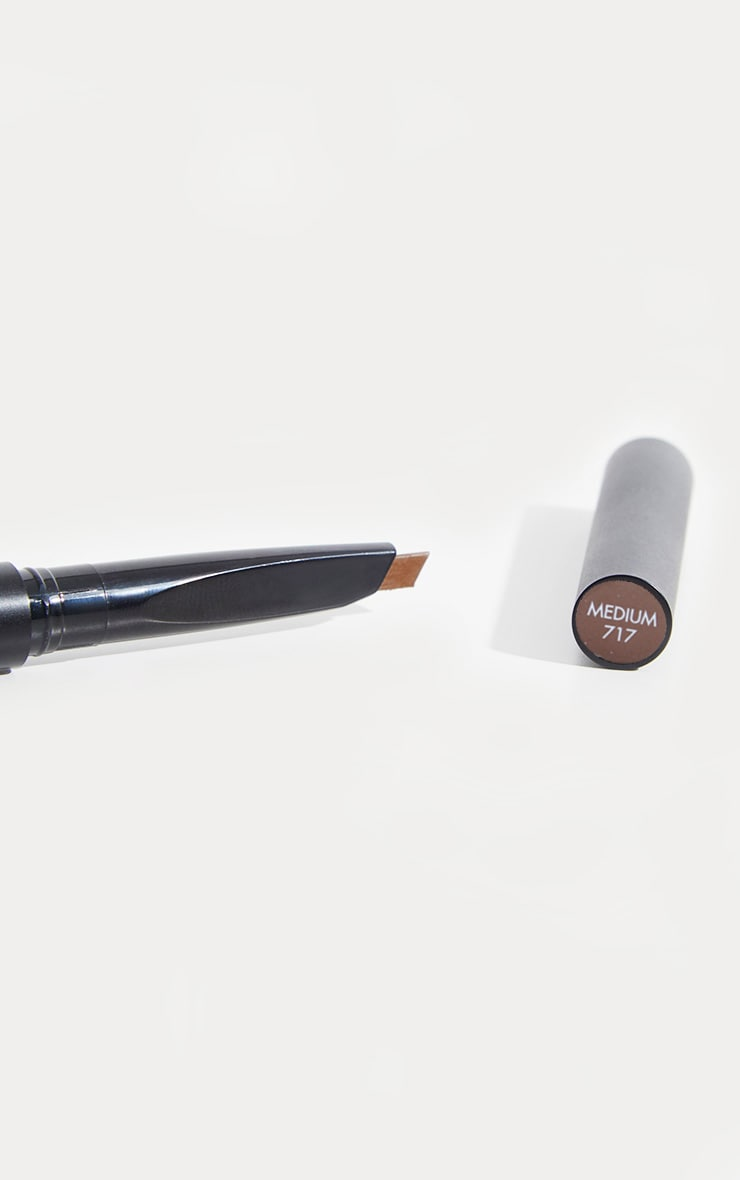Sleek MakeUP Medium Brow Stylist Pencil 3