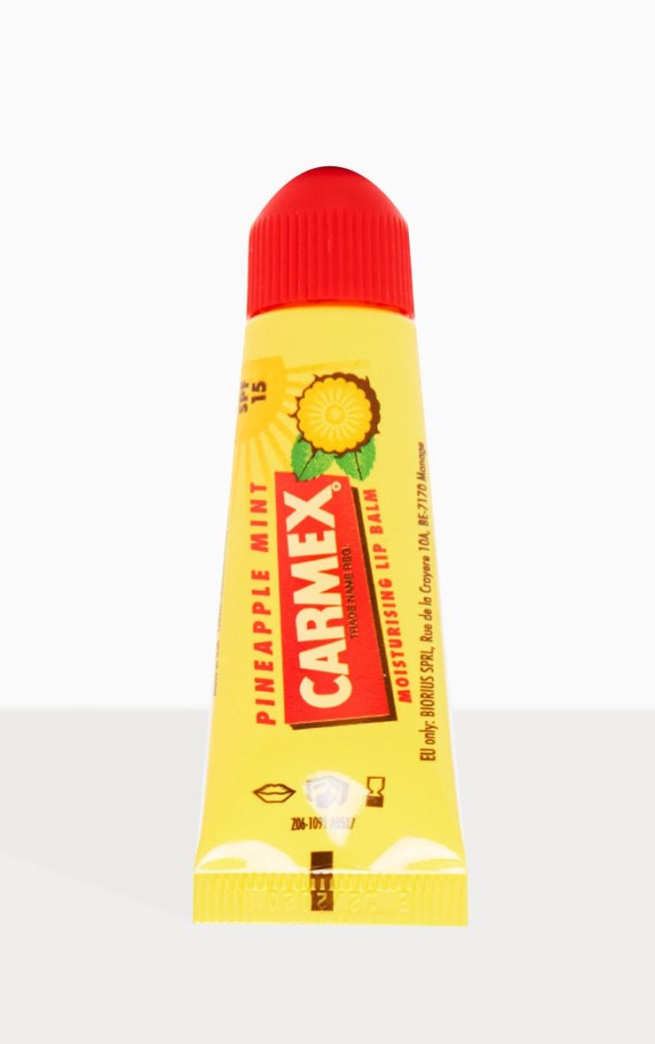 Carmex Pineapple & Mint Tube SPF15 1