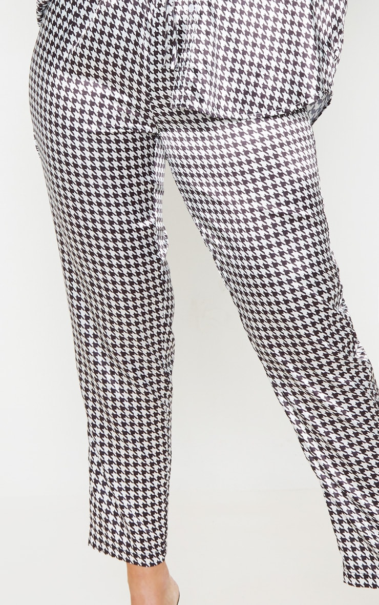 Dogtooth Cigarette Pants 5