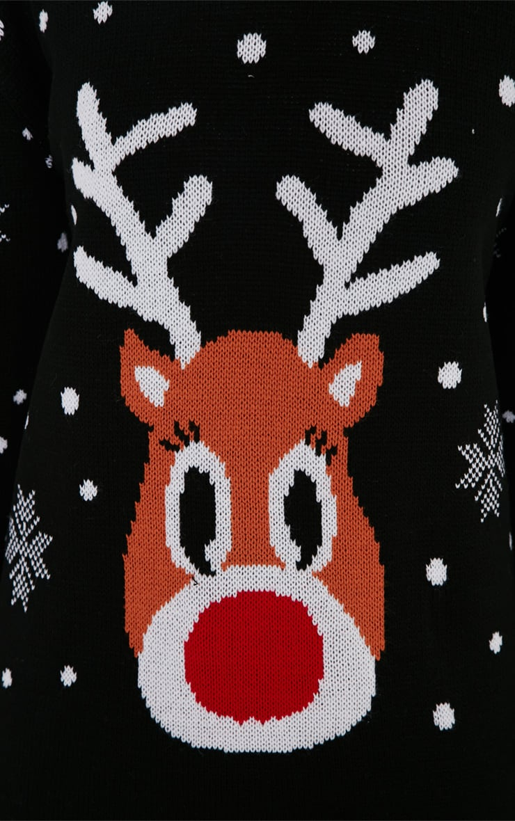 Lexie Black  Rudoloph Christmas Jumper  3