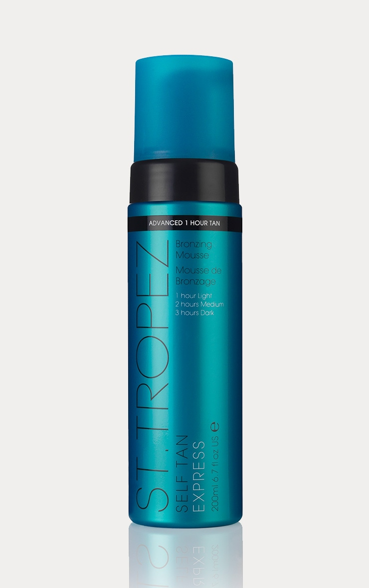 St. Tropez Self Tan Express 1 hour Mousse