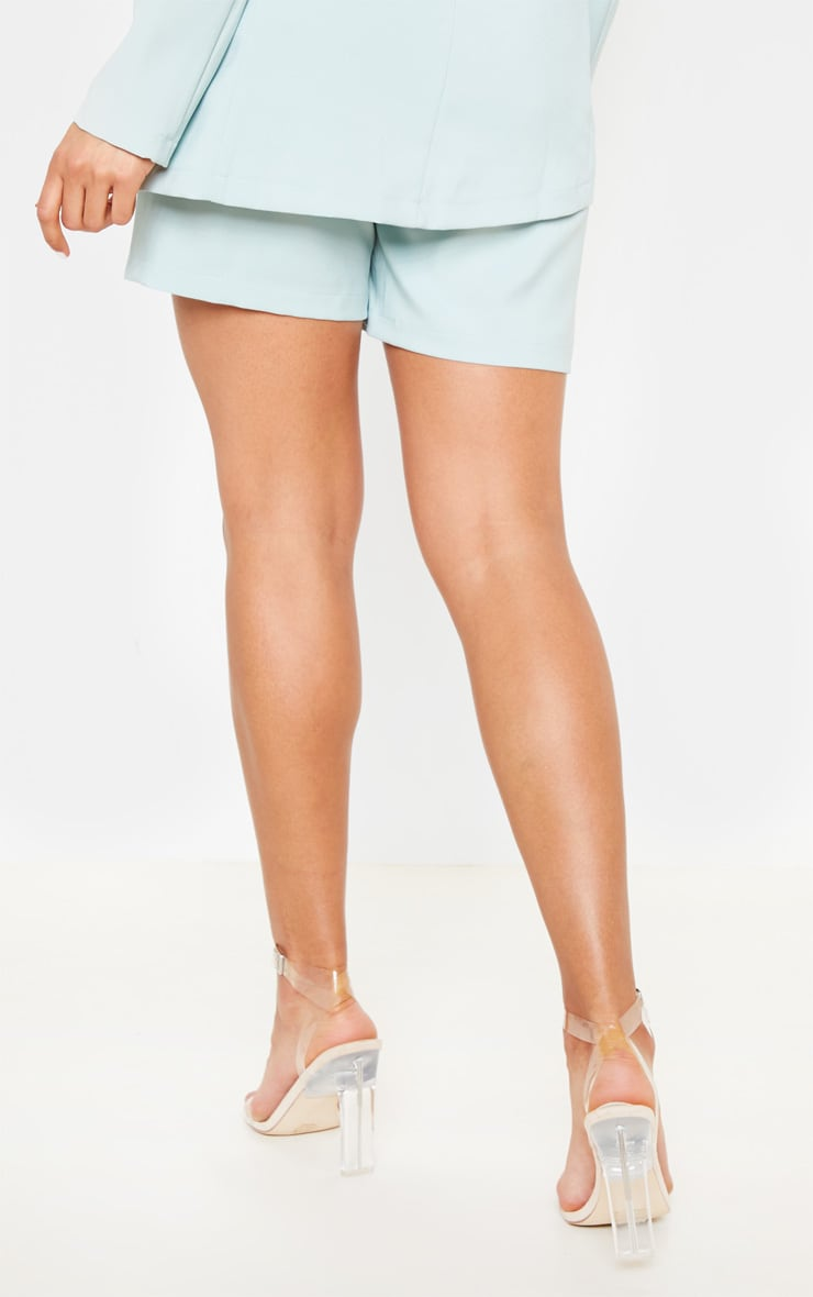 Mint Suit Short  4