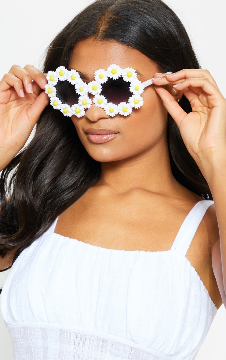 Sunflower Frame Sunglasses 1