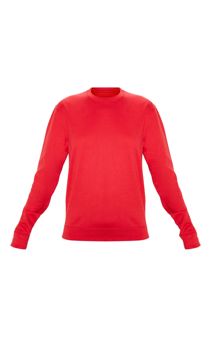 Red Ultimate Sweater 3