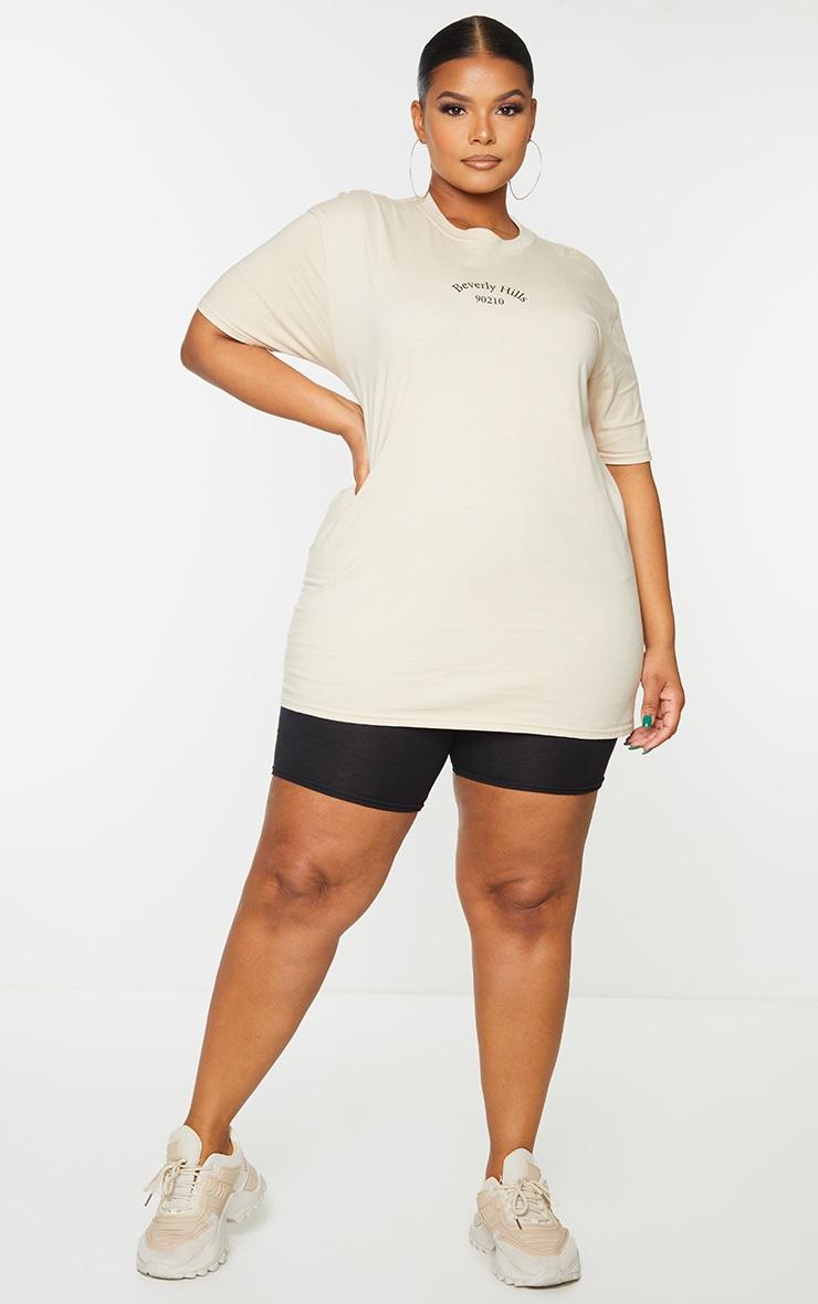 Plus Stone Beverly Hills T Shirt 3