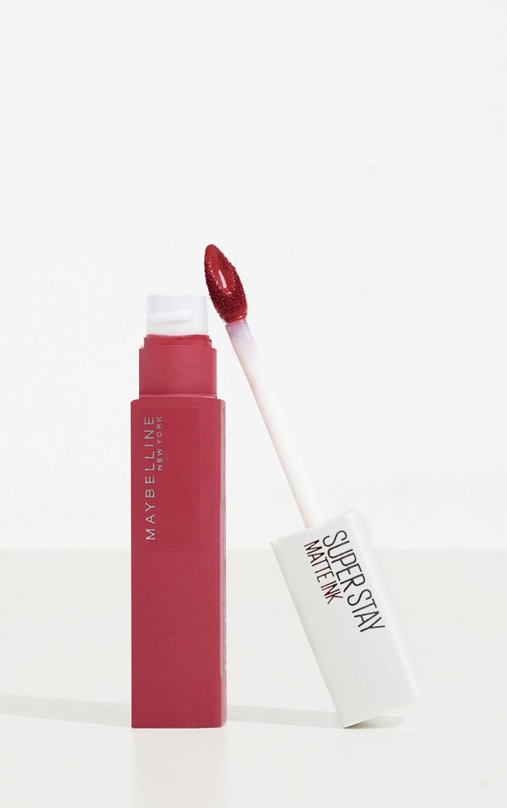Maybelline SuperStay Matte Ink Lipstick 80 Ruler